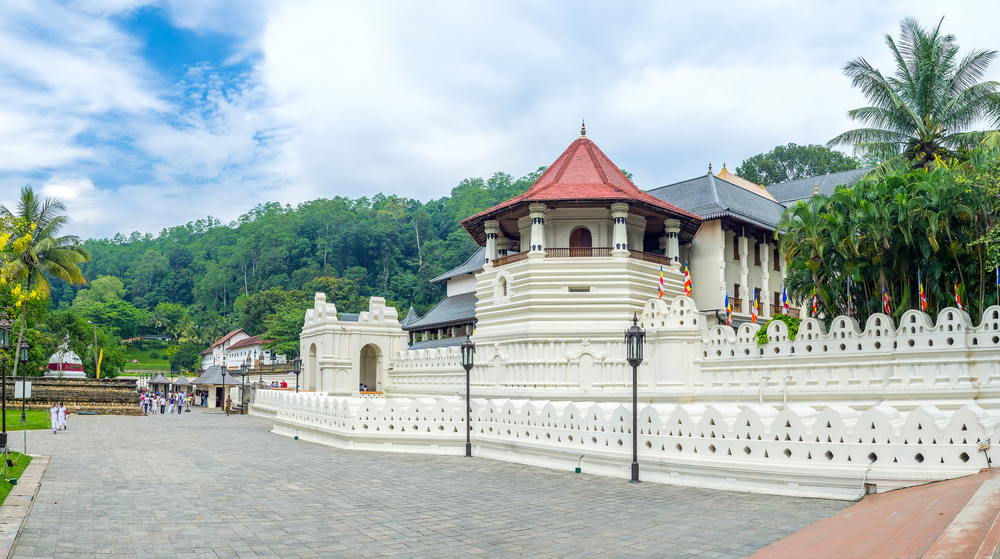 Kandy, ancient capital city